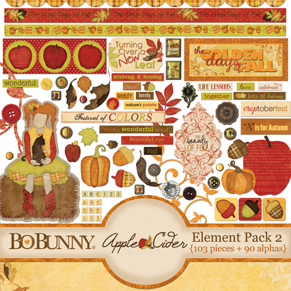 Apple Cider Element Pack 2