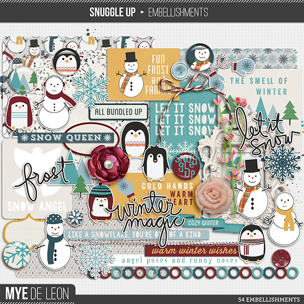 Snuggle Up | Complete Kit