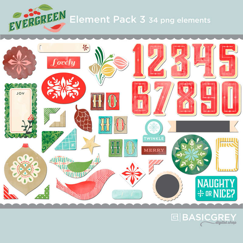 Evergreen Complete Collection