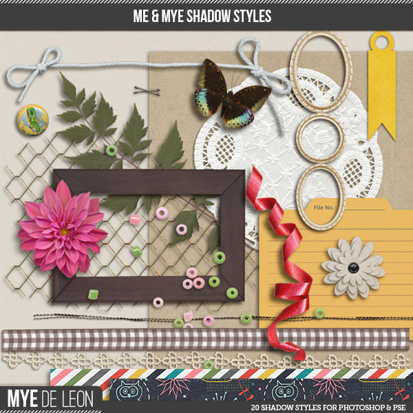 Me and Mye Shadow Styles