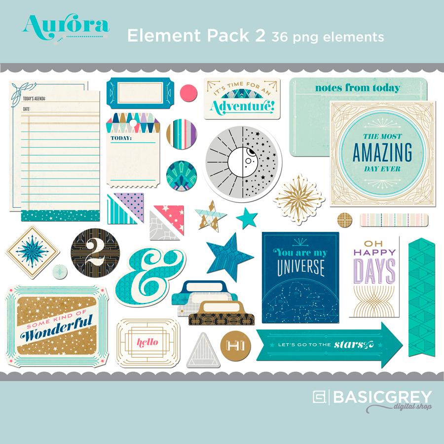 Aurora Element Pack 2