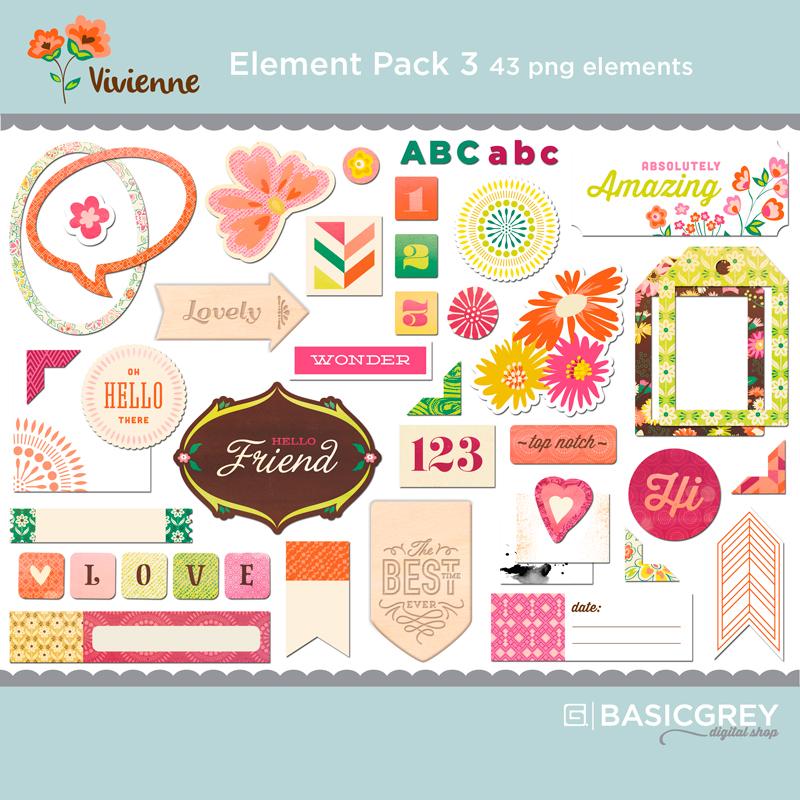 Vivienne Element Pack 3