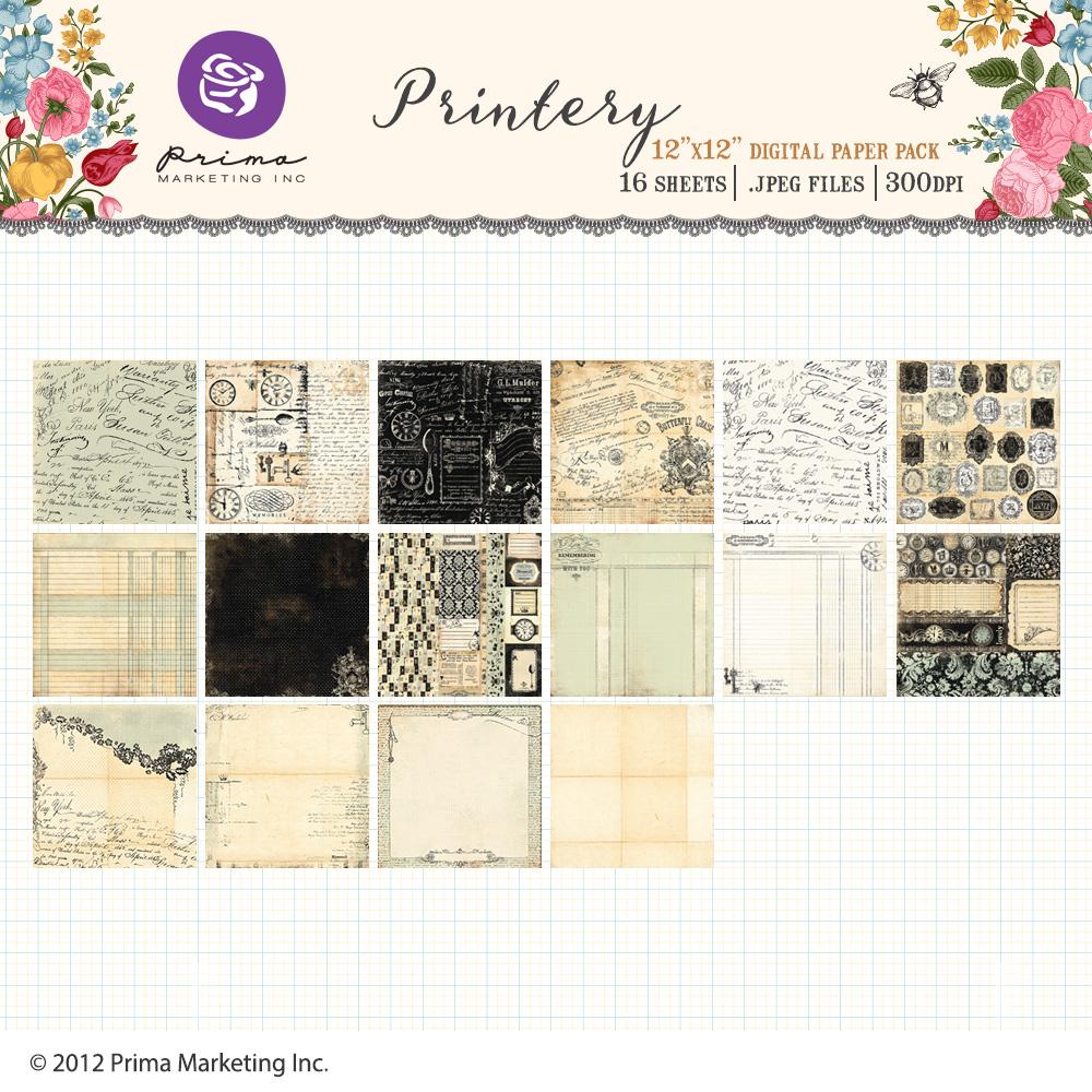 Printery Paper Pack