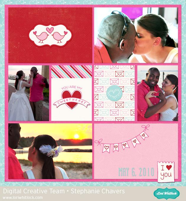 Be My Valentine Paper
