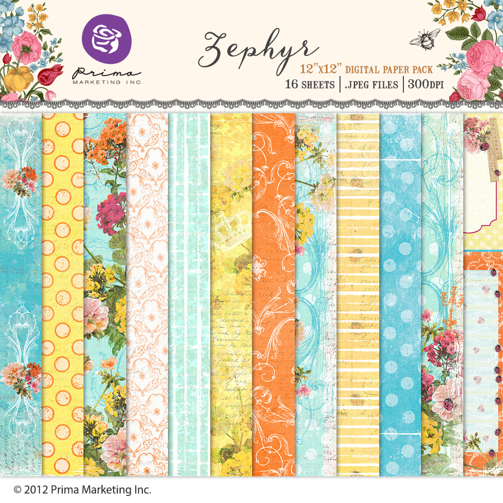 Zephyr Paper Pack