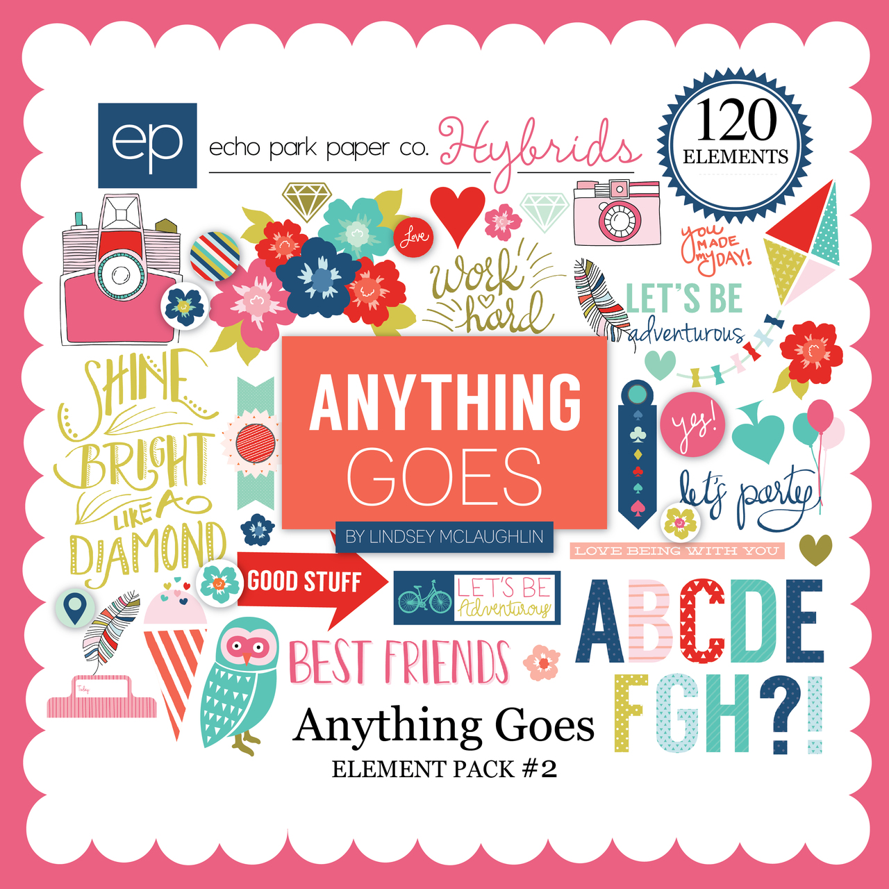 Anything Goes Element Pack #2