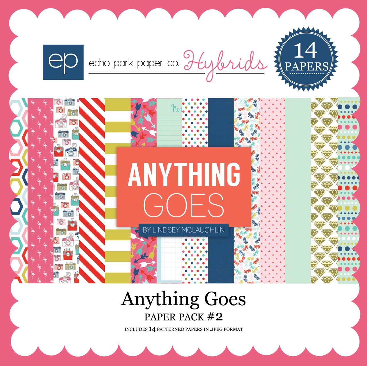 Anything Goes Paper Pack #2