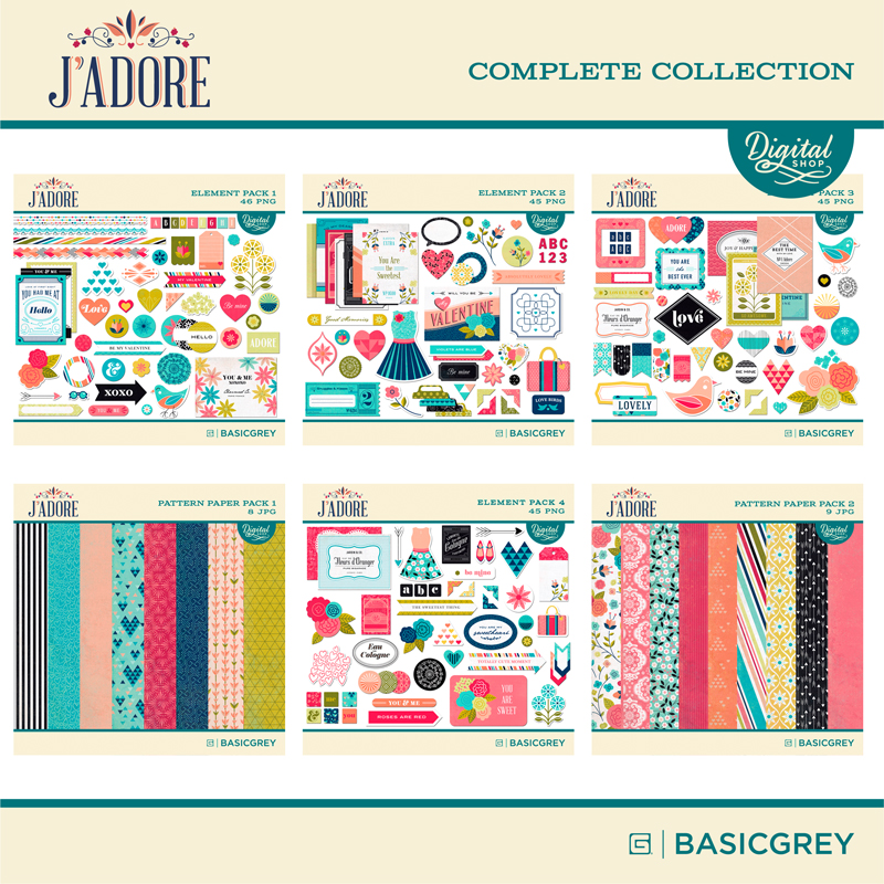 J'Adore Complete Collection
