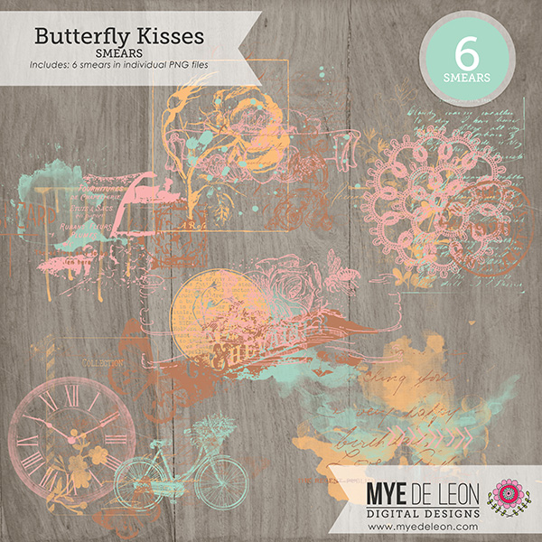 Butterfly Kisses | Smears