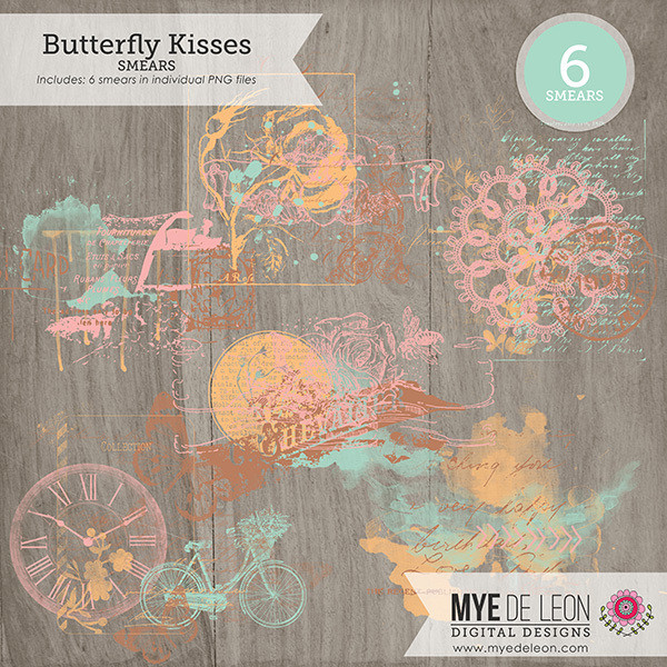 Butterfly Kisses | Collection
