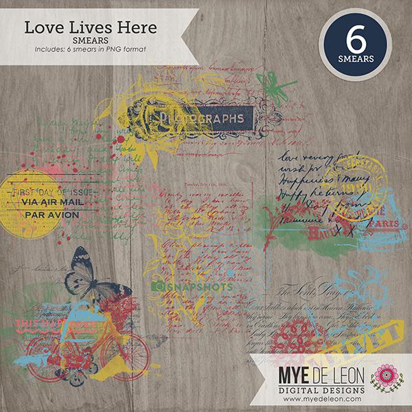 Love Lives Here | Smears