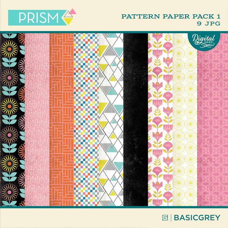 Prism Paper Pack 1