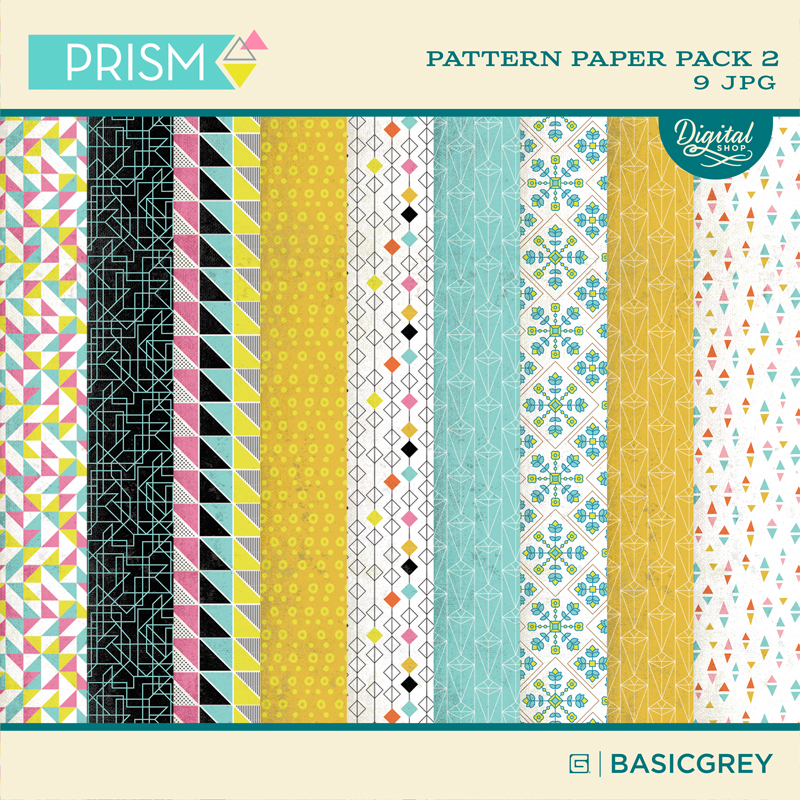 Prism Paper Pack 2