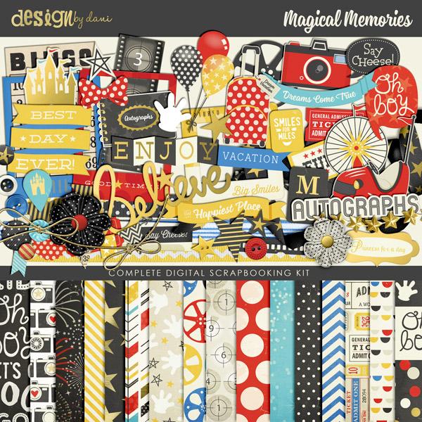 Magical Memories Complete Kit