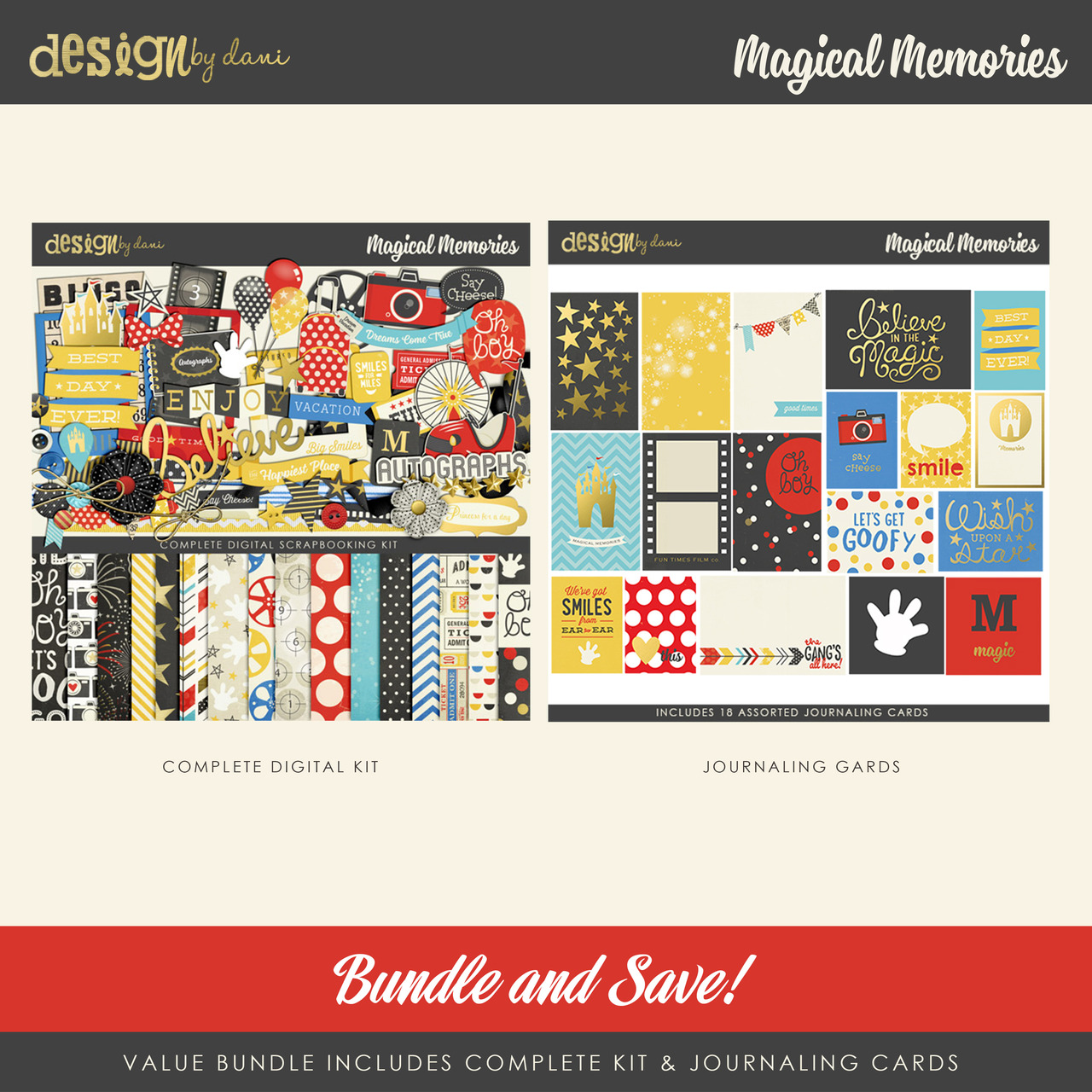 Magical Memories Value Bundle