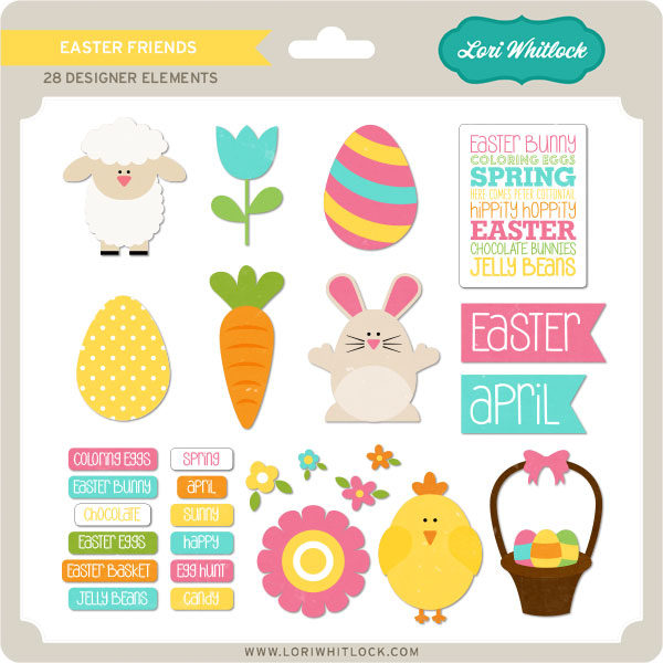 Easter Friends Collection