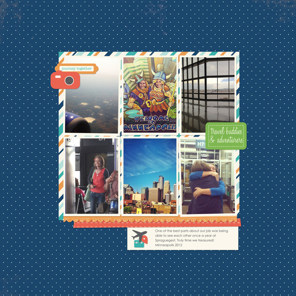 Travel Stories Paper Pack 2