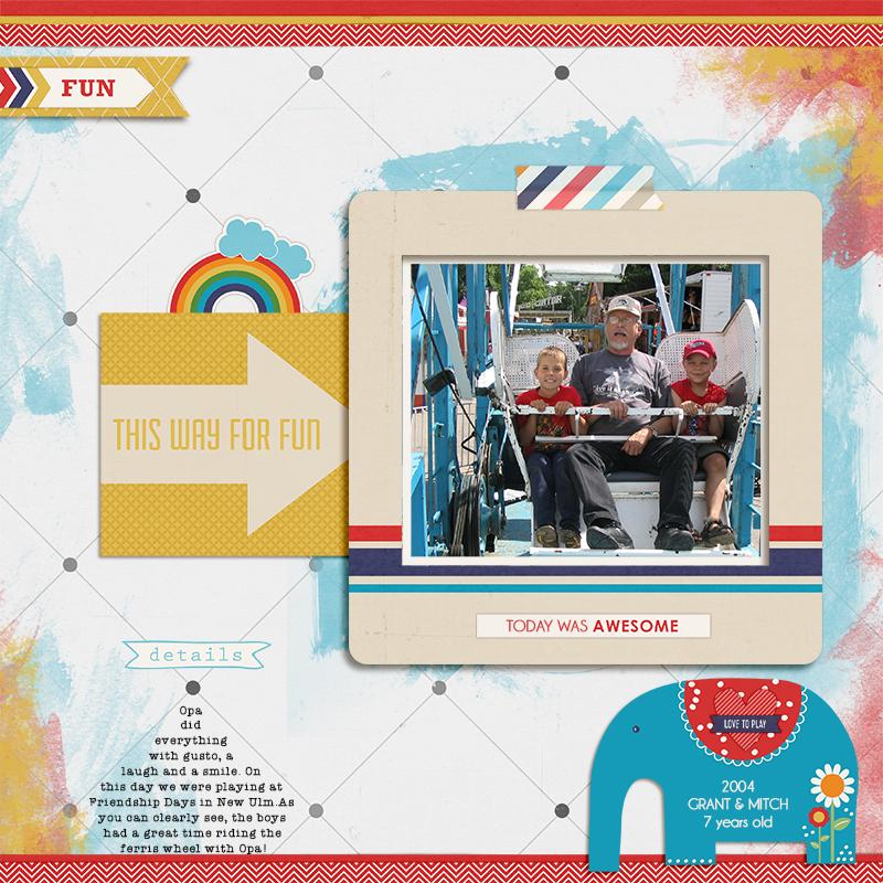 Doo-Dah Day   Paper Pack 1