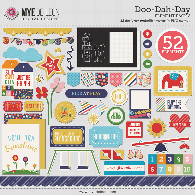 Doo-Dah-Day | Element Pack 2