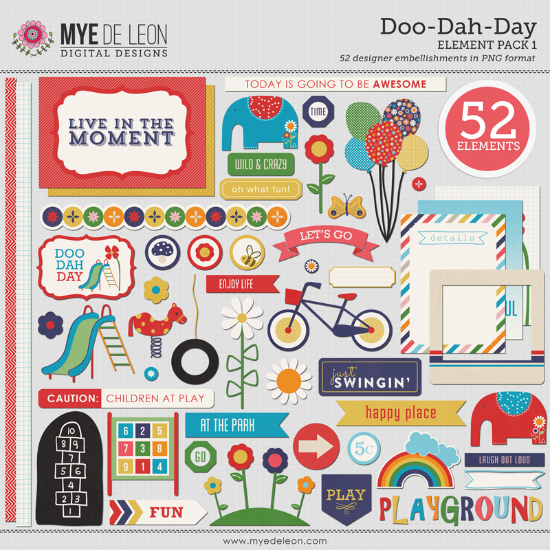 Doo-Dah-Day | Element Pack 1