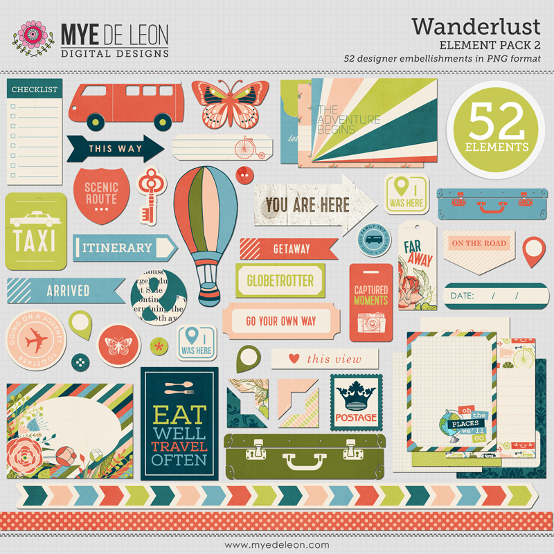 Wanderlust | Element Pack 2