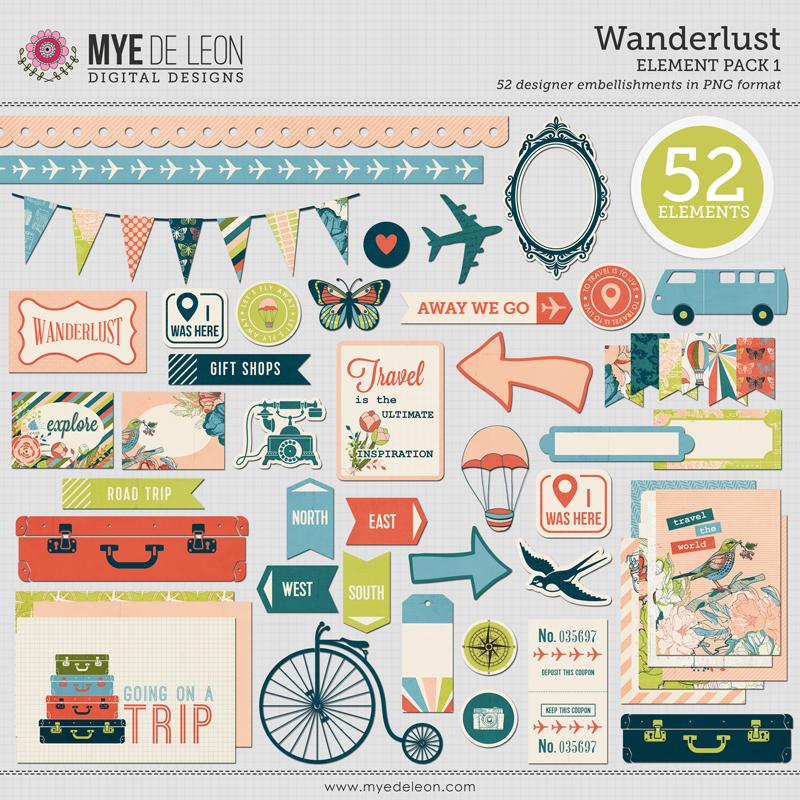 Wanderlust | Element Pack 1