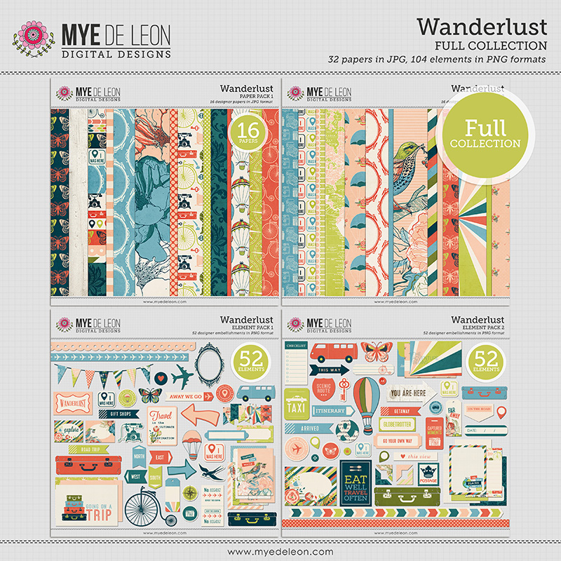 Wanderlust | Complete Collection