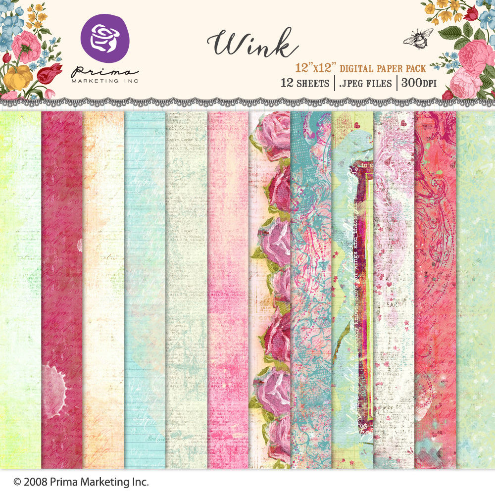 Wink Paper Pack