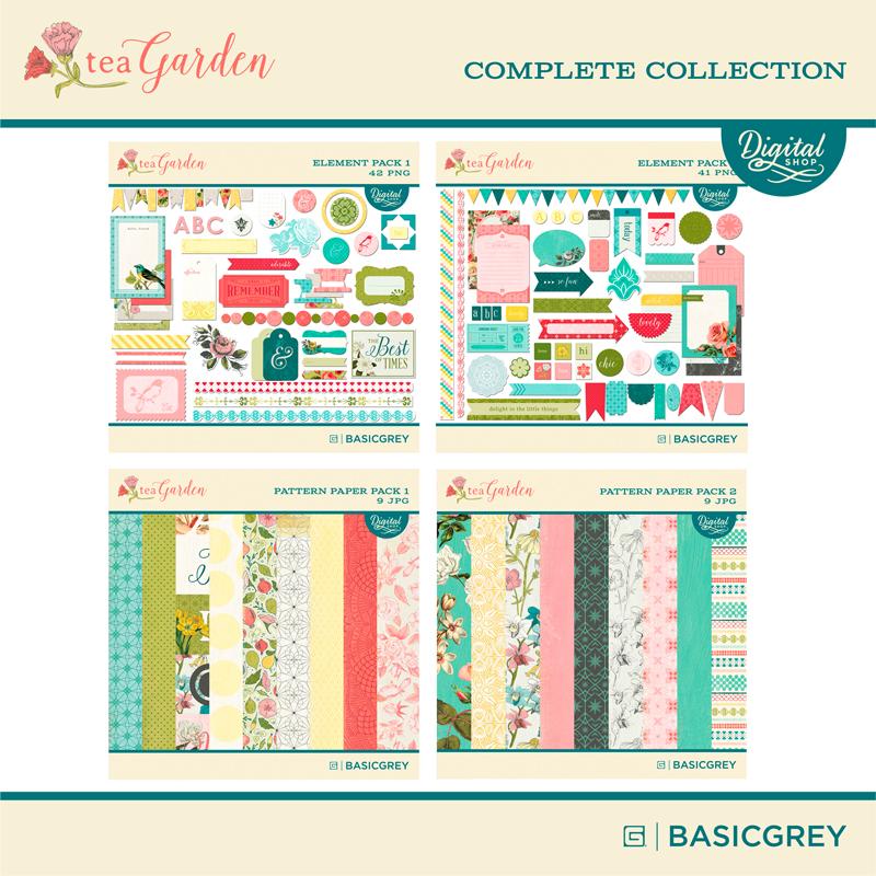Tea Garden Full Collection
