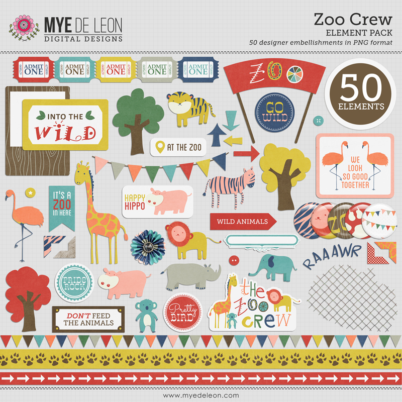 Zoo Crew | Complete Collection
