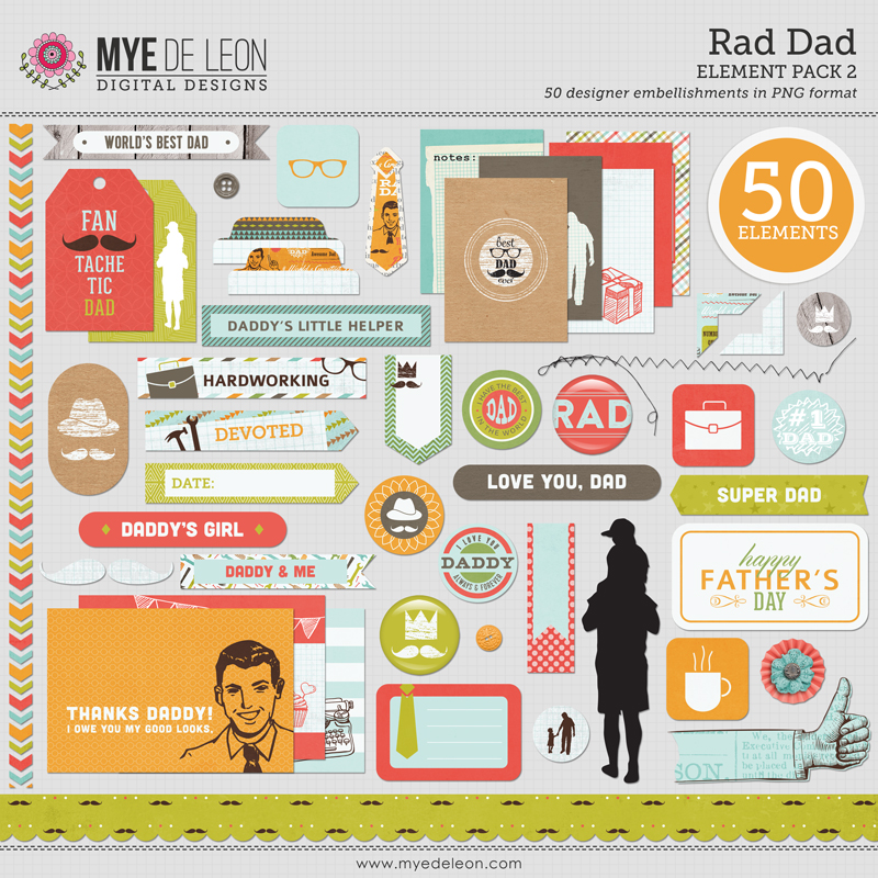 Rad Dad | Complete Collection