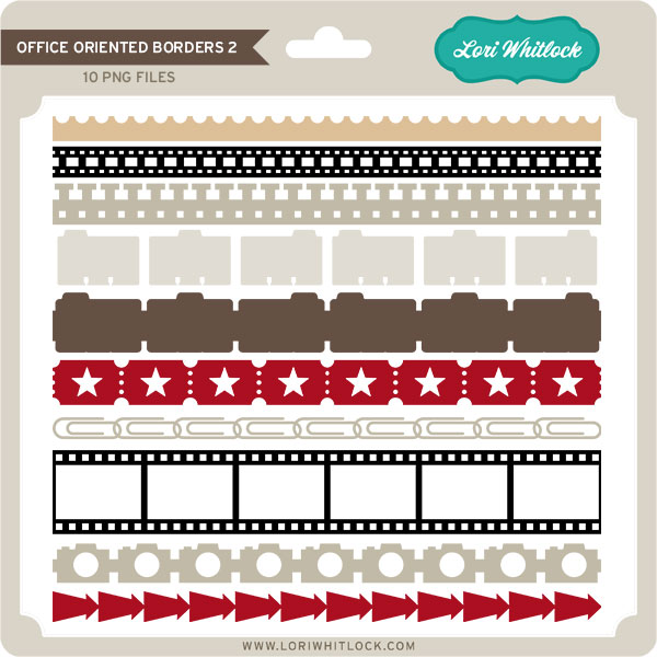 Office Oriented Borders 2
