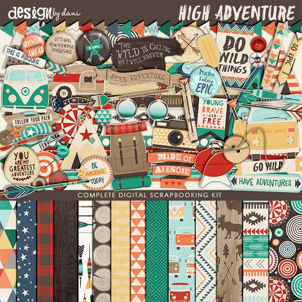 High Adventure Complete Kit