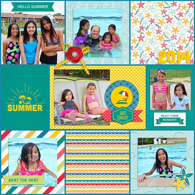 I Heart Summer | Paper 1