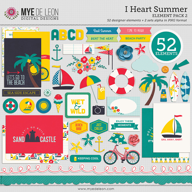I Heart Summer | Complete Collection