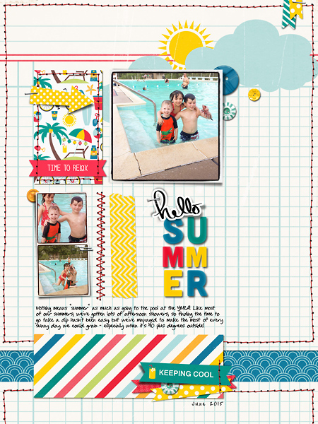 I Heart Summer   Complete Collection