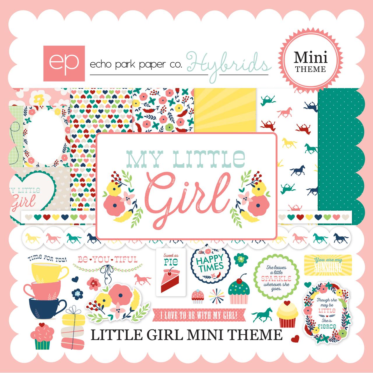 Little Girl Mini-Theme