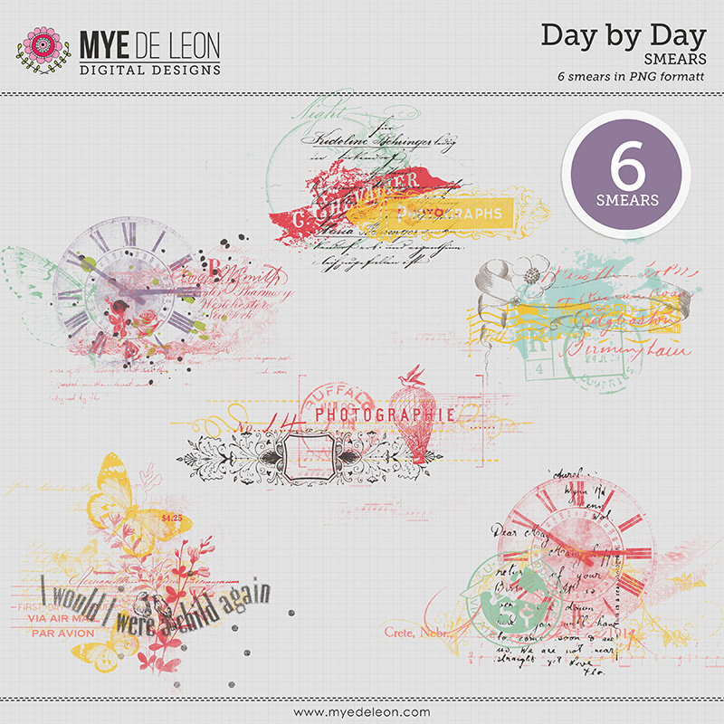 Day by Day | Smears