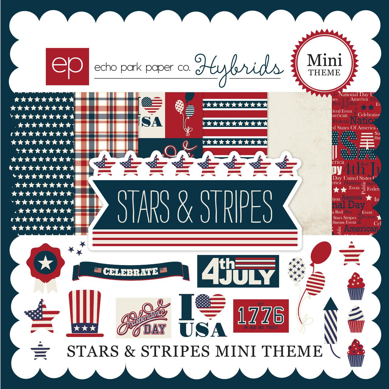Stars & Stripes Mini-Theme