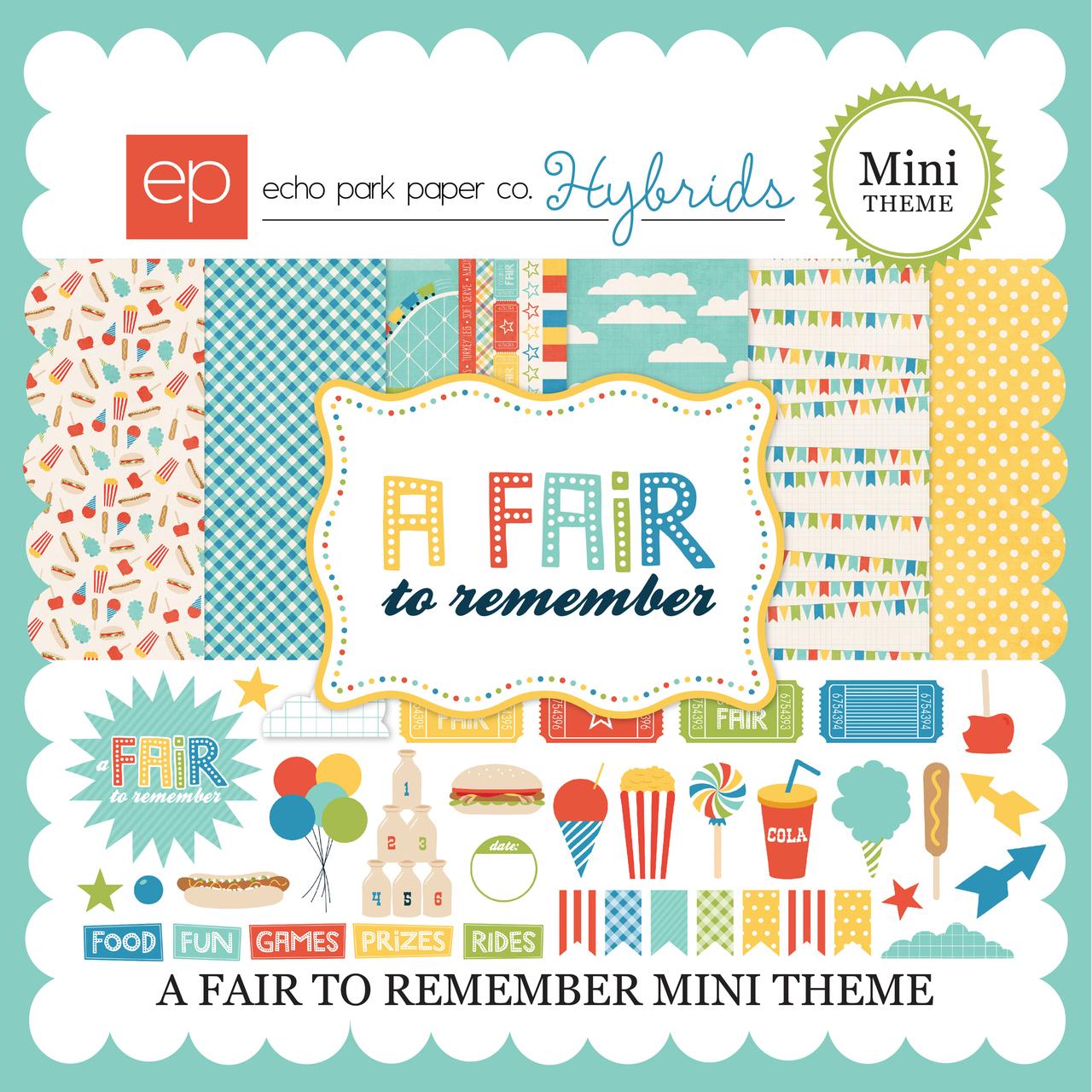 A Fair To Remember Mini-Theme