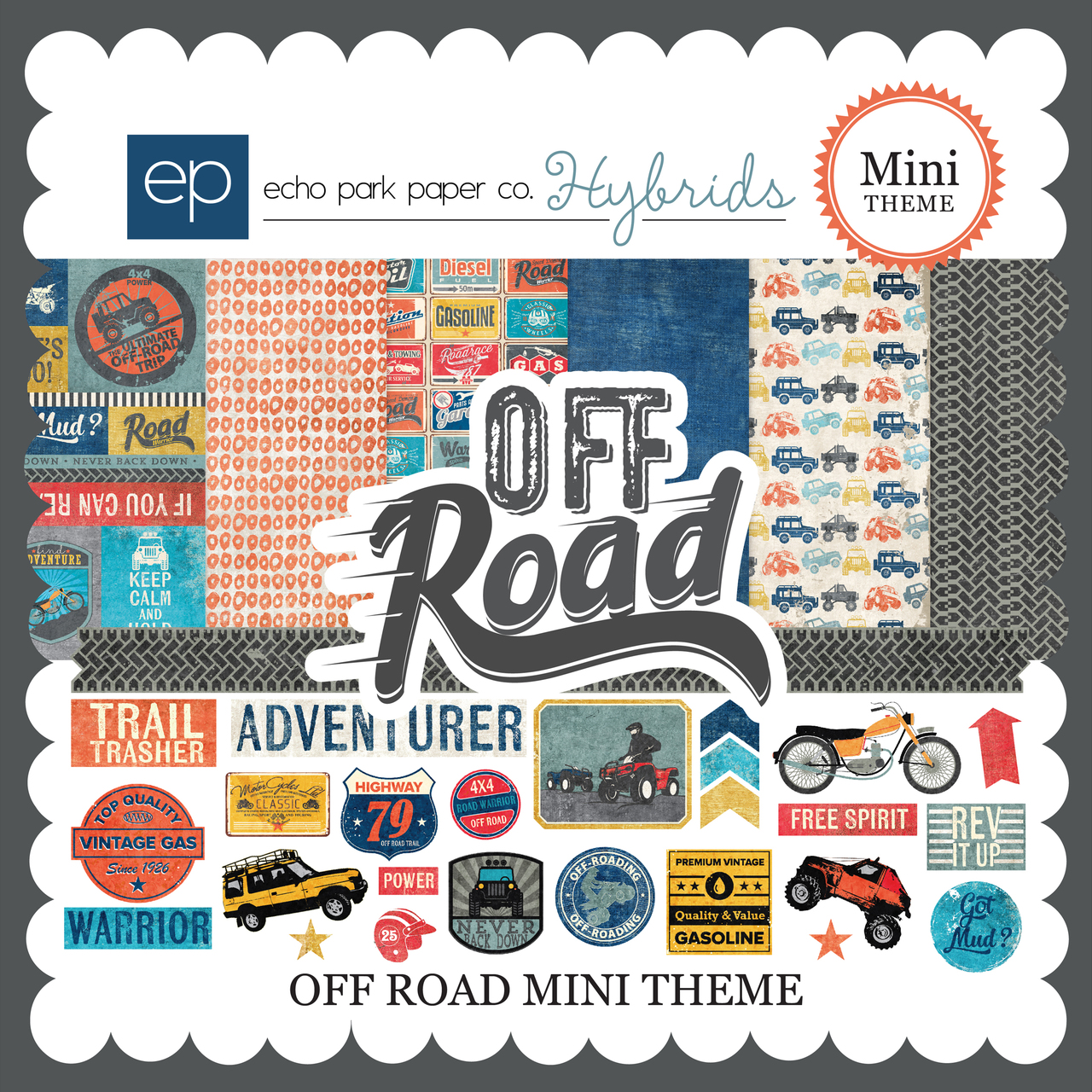 Off Road Mini-Theme