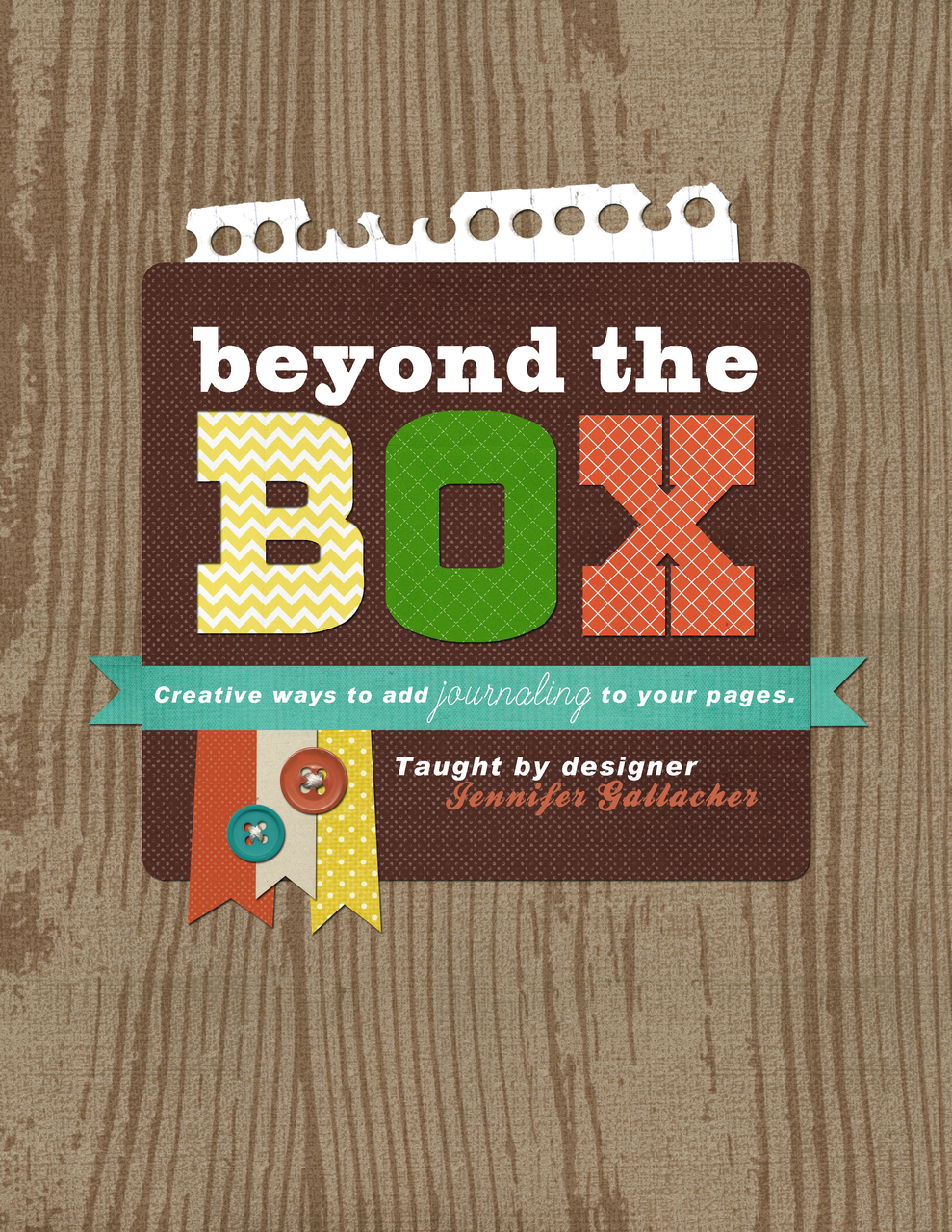 Beyond the Box: Creative Journaling Design Ebook
