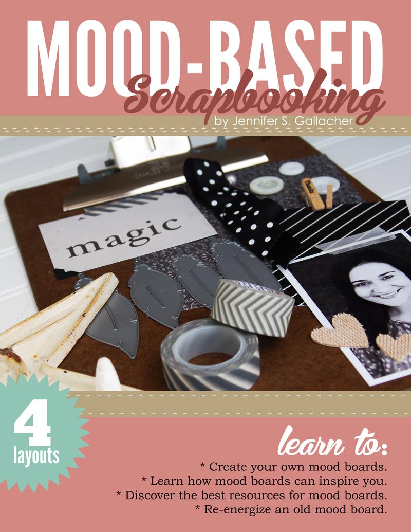 Mood Based Scrapbooking Ebook