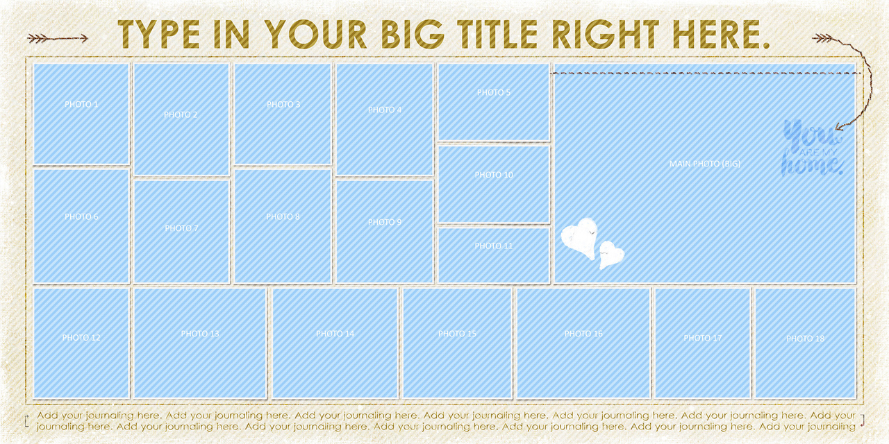 Here's a preview of the 24x12-inch template that comes with T+Mini Vol.13