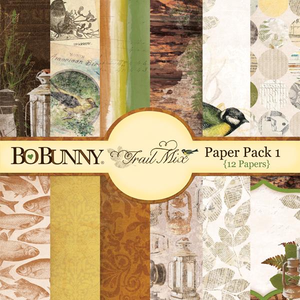 Trail Mix Paper Pack 1