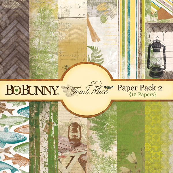 Trail Mix Paper Pack 2