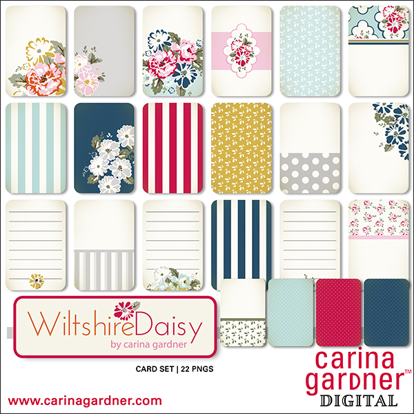 Wiltshire Daisy Card Pack