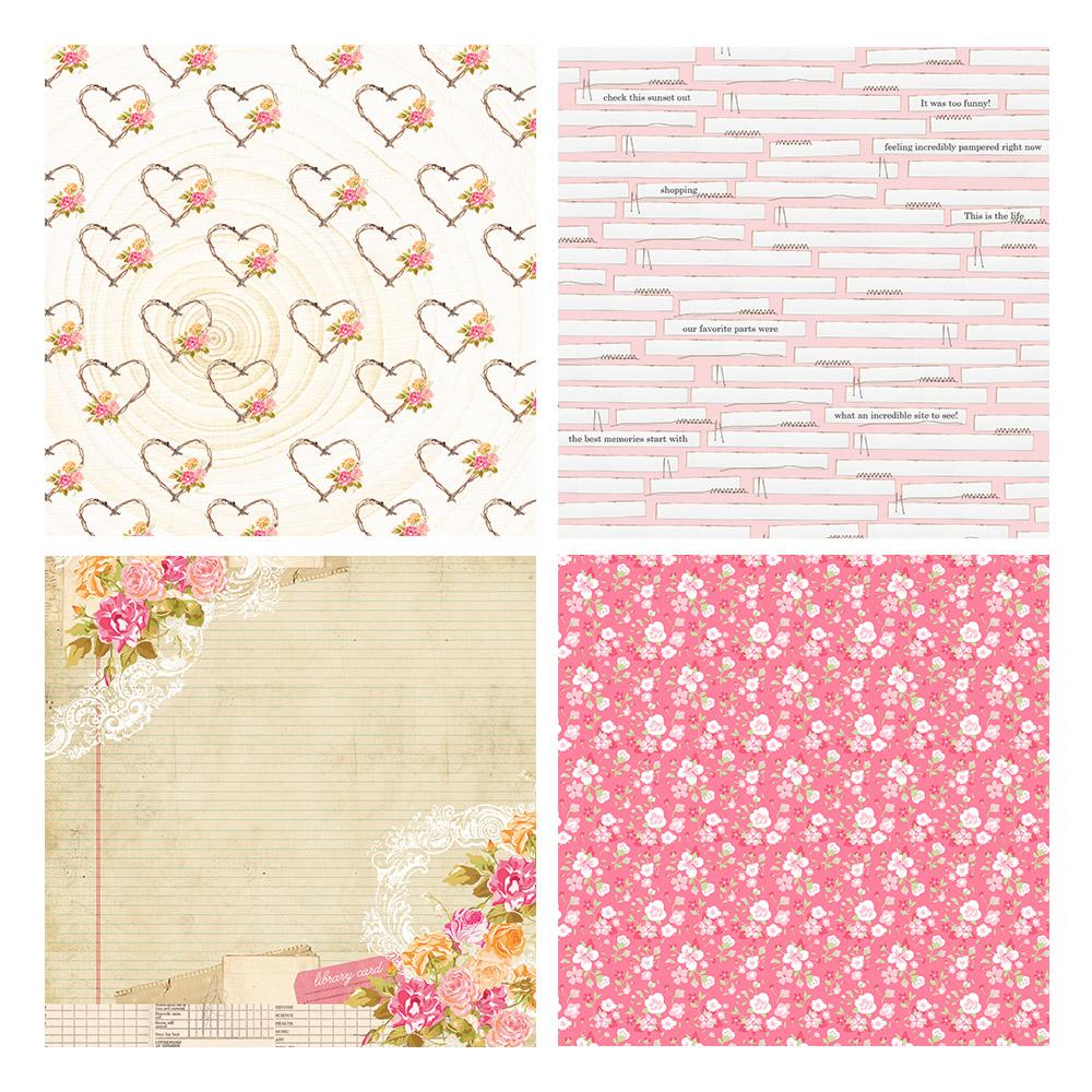 Sweet Love Paper Pack