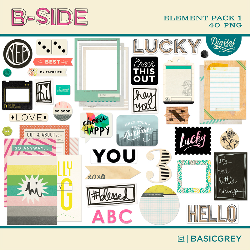 B-Side Element Pack 1