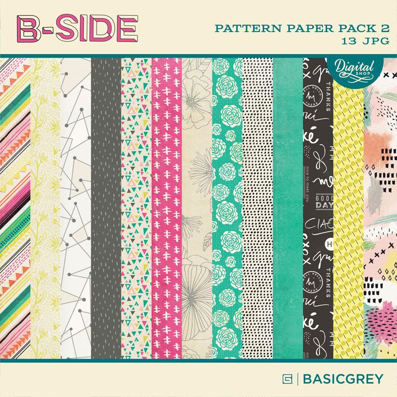 B-Side Paper Pack 2